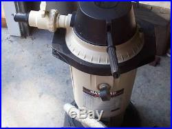 Hayward EC40C92S Perflex 1-Horsepower Extended-Cycle D. E. Filter Pool System