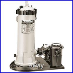 Hayward EasyClear C400 1 HP Pump Pool Filter System C4001575XES