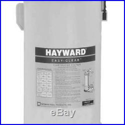 Hayward Easy-Clear 1 Horsepower Above Ground Pool Pump Filter System (Used)