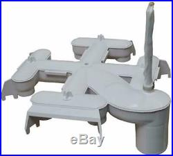 Hayward Filter Top Collector Manifold Pool Filter DE 6020/3620/4800/48-36 sq ft