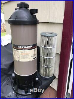 Hayward Inground Cartridge Filter