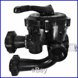Hayward OEM SP0715XR50 2 Multiport Valve For Pro-Grid DE Swimming Pool Filter