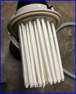 Hayward Perflex Cycle Filtration System EC40AC, EC45BC, EC40C90 Series