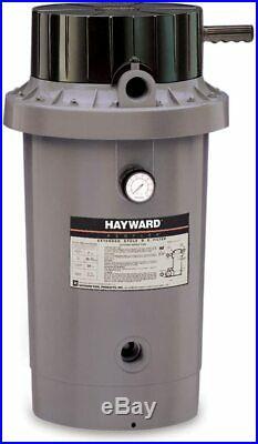 Hayward Perflex DE In-Ground Swimming Pool Filter (Choose EC65 or EC75 Model)