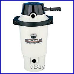 Hayward Perflex EC40AC Aboveground Swimming Pool Diatomaceous Earth DE Filter