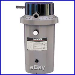 Hayward Perflex EC65A D. E. Pool Filter Complete Extended Cycle DE Bump Filter