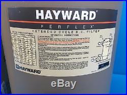 Hayward Perflex EC75 Inground Swimming Pool DE Filter EC75A