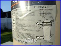 Hayward Perflex Ec-50c Or Ec-50ac Extended Cycle D. E. Pool Filter Body Ec5000-d