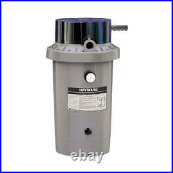 Hayward Perflex Extended-Cycle D. E. In Ground Pool Filter W3EC75A Hayward