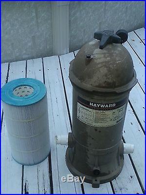 Hayward Pool Filter C900 and Cartage Filter