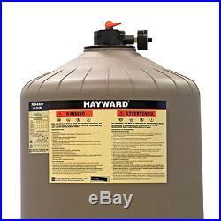 Hayward ProGrid 72 Square Foot Vertical Grid DE Swimming Pool Filter DE7220
