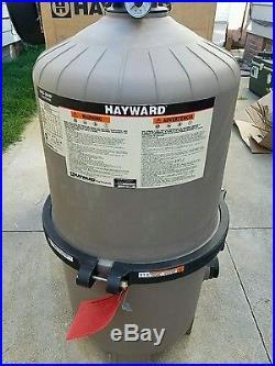 hayward pool filter instructions