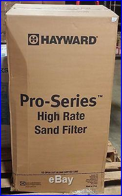 Hayward Pro Series 24 Inch In Ground Pool Sand Filter