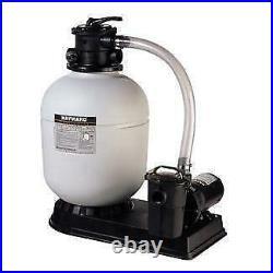 Hayward Pro Series Above Ground Sand Filter and 1HP Power-Flo Matrix Pump