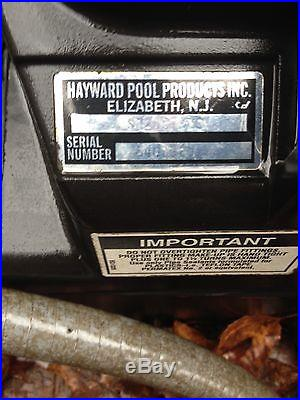 Hayward Pro Series/High Rate Sand Filter
