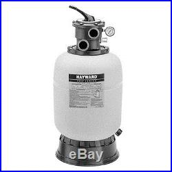 Hayward Pro-Series S144T Above Ground Swimming Pool Sand Filter withSP0714T Valve