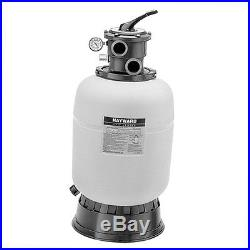 Hayward Pro-Series S166T Above Ground Swimming Pool Sand Filter & SP0714T Valve