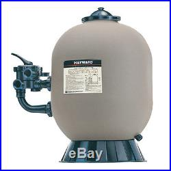 Hayward Pro Series S210S Swimming Pool Sand Filter With 1.5 Side Mount Valve