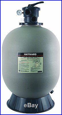 Hayward Pro-Series S244T 24 Inch Inground Swimming Pool Sand Filter w/Valve