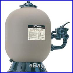 Hayward S210S Pro Series Side Mount Sand Sand Filter, 20 For In-Ground Pools