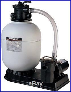 Hayward S210T93S Pro 21-Inch Sand Filter and 1-1/2-Horsepower Matrix pump