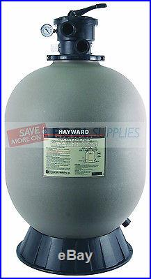 Hayward S210T Pro-Series Above Ground Swimming Pool Sand Filter & SP0714T Valve