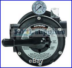 Hayward S244T SandMaster In-Ground Swimming Pool Sand Filter withSP0714T Valve