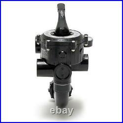 Hayward SP0710X62 Side Mount Pro Series Multiport Backwash Valve 1-1/2 Ports