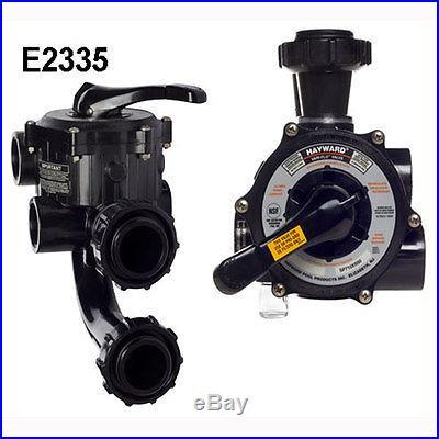 Hayward SP0710XR50 1.5 Multiport Valve For Pro-Grid DE Swimming Pool Filter