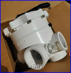 Hayward Sp715 All Variflow Side Mount Pool Filter Control Valve White