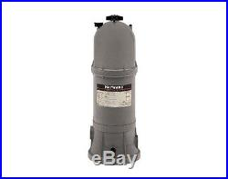 Hayward Star-Clear Plus 120 sqft 2 In/Out Fittings Pool Cartridge Filter C12002