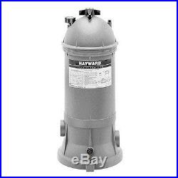 Hayward Star-Clear Plus 90 sq ft 2 In/Out Fittings Pool Cartridge Filter C9002