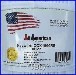 Hayward Star-Clear Plus C1900 CX1900-RE Filter Cartridge C-8420 FC-1211 PA190