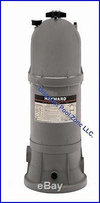 Hayward Star Clear Plus C751 Swimming Pool Cartridge Pool Filter 75 SqFt