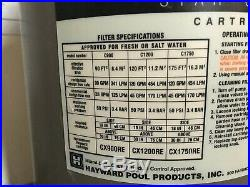 Hayward Star-Clear Plus Cartridge 120 sq. Ft. In Ground Pool Filter