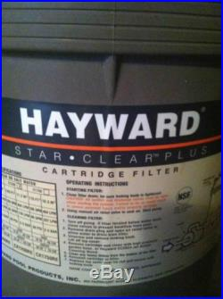 Hayward Star Clear Plus Jacuzzi / Pool Filter Model C1200