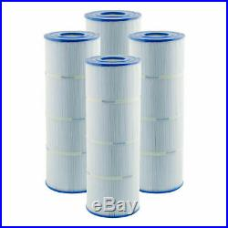 Hayward SwimClear CX880 Replacement Filter Pleatco PA100N, 4-Pk