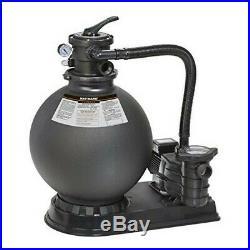 Hayward VL210T1285STL 21 VL 210 Series Sand Filter System with 1.5HP Pump