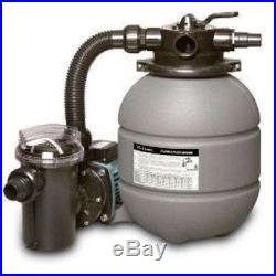 Hayward VL40T32 VL Swimming Pool Above Ground 13 Sand Filter With Pump System