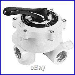 Hayward Vari-Flo Control 1-1/2in. FIP Valve Side Mount with Sight Glass SP0710XALL