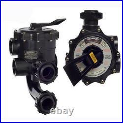 Hayward Vari-Flo Multiport DE Valve SP0715XR50 2in. FIP SP0715XR50