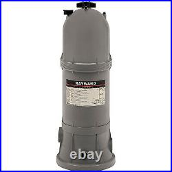 Hayward W3C1200 StarClear 120 Square Feet Outdoor Inground Cartridge Pool Filter