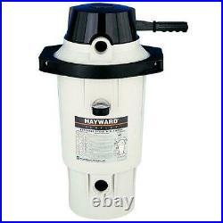 Hayward W3EC40C92S Perflex DE Filter 20 sq ft with 1HP PowerFlo Matrix Pump
