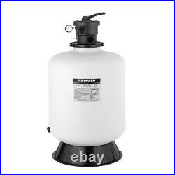 Hayward W3S180T ProSeries Sand Above Ground Swimming Pool Filter 18 Top-Mount