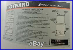 Hayward XStream CC1500 150 Sq. Ft. Above Ground Swimming Pool Cartridge Filter