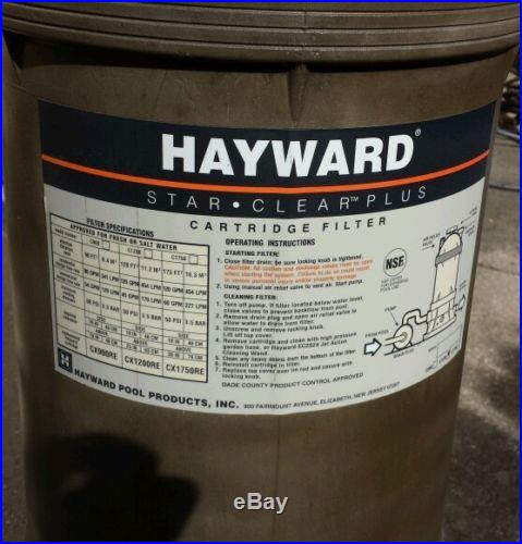 Hayward pool filter C1200