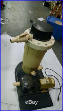 Hayward pool pump and Perflex Filter