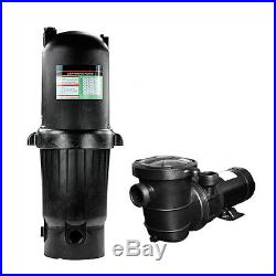 HydroMatic PRC150 In-Ground Swimming Pool Cartridge Filter System with1 HP Pump