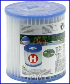 INTEX 29007 Pool Filter Cartridge SIZE TYPE H for Swimming Pool PUMP