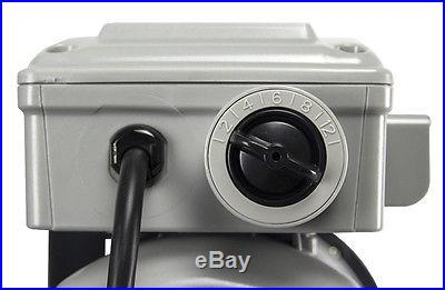 INTEX Krystal Clear 2800 GPH Sand Filter Pool Pump with Maintenance Kit